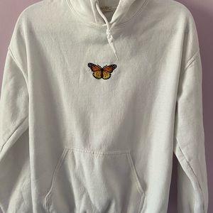 Brandy Melville Butterfly Hoodie🦋